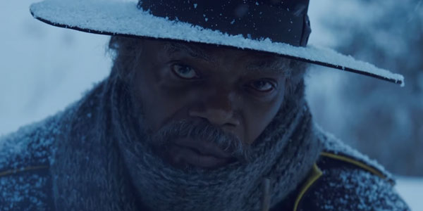 The Hateful Eight primo trailer