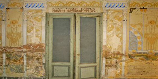 art nouveau a Correggio