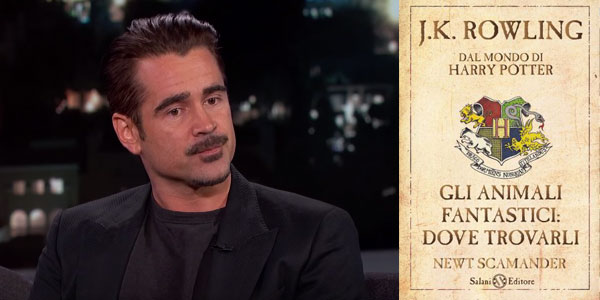 colin farrell spin-off harry potter
