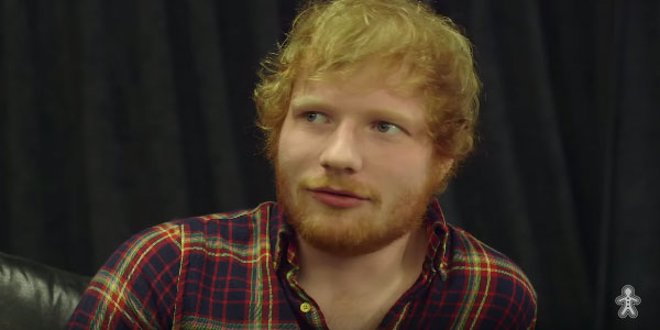 ed sheeran inaugura la gingerbread man records