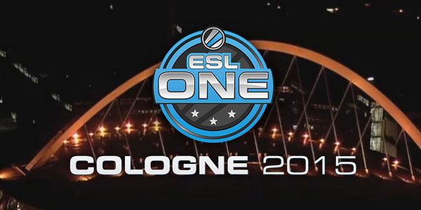 esl one cologne 2015 logo