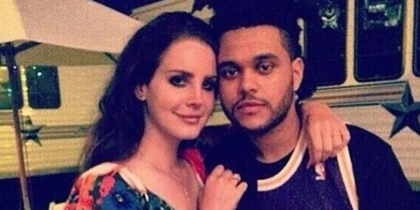 The Weeknd: anche Lana Del Rey e Ed Sheeran nel nuovo album