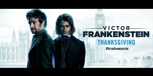 victor frankenstein nuovo film 2015