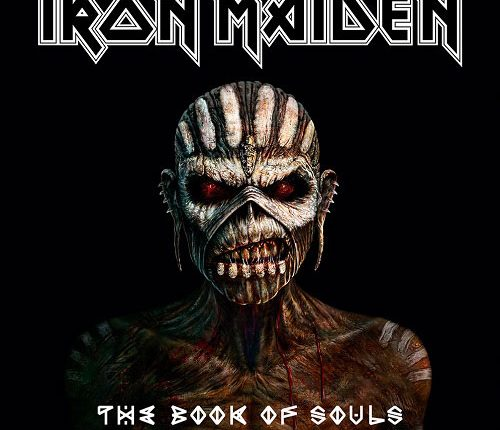 Iron Maiden: esce oggi il nuovo album The Book Of Souls