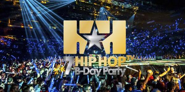 Hip Hop TV B-Day Party Briga Madh ospiti