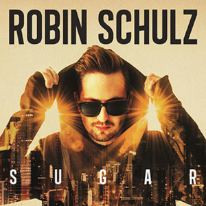 Robin Schulz Album Cover Sugar