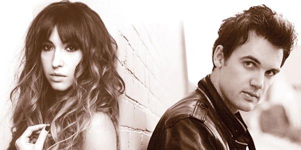 Tyler Hilton e Kate Voegele concerto milano 2015