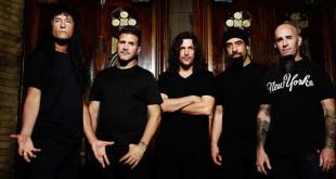 anthrax concerto bologna 2015