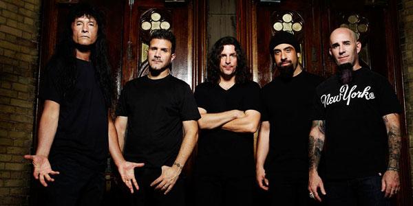 Anthrax: aggiunto un concerto a Bologna il 6 novembre 2015 – biglietti