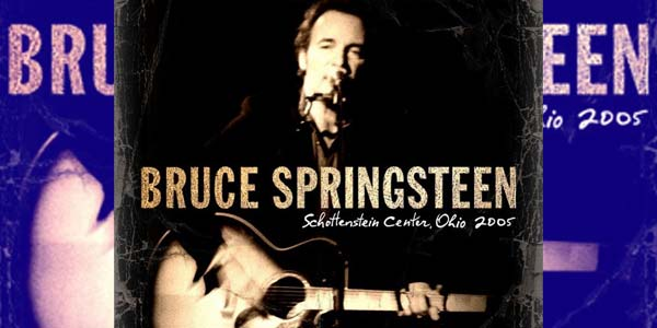 bruce springsteen nuovo album live 2015