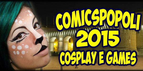 Forlimpopoli presenta la fiera Comicspopoli il 5 e 6 settembre 2015