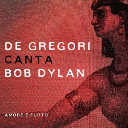 de gregori canta bob dylan copertina album