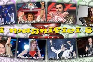 vincitori di tutte le edizioni di X Factor: