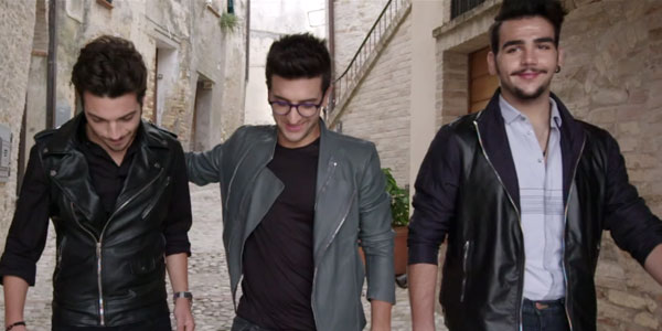 il volo l'amore si muove video