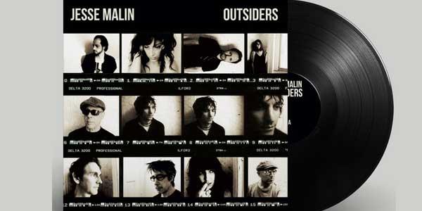 Jesse Malin torna con il nuovo album Outsiders il 9 ottobre 2015
