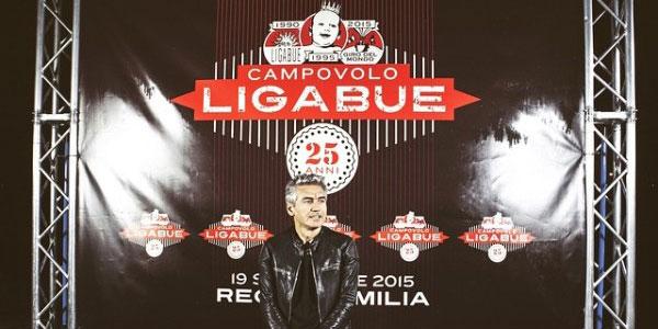 Ligabue: nuovo singolo A Modo Tuo, domani Campovolo 2015