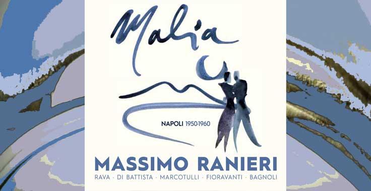 Massimo Ranieri: il nuovo album Malia esce il 9 ottobre 2015
