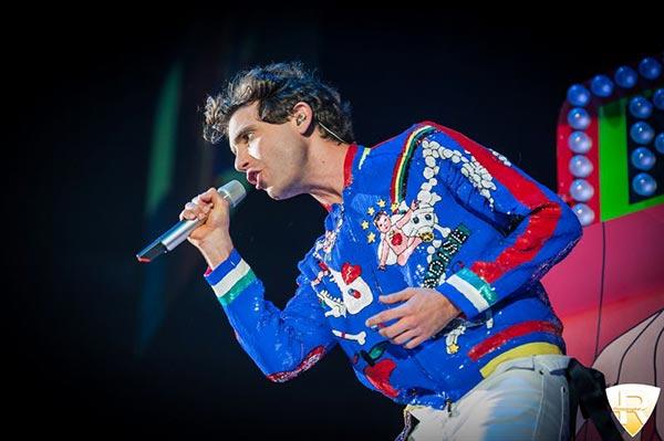 Mika: concerto stellare a Milano 27 settembre 2015 – foto e recensione