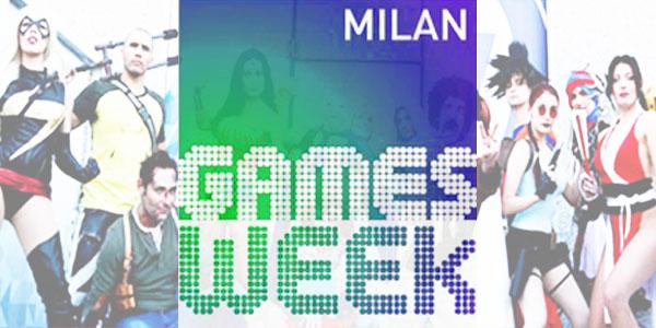 Milan Games Week: la fiera dei videogiochi 23-25 ottobre 2015
