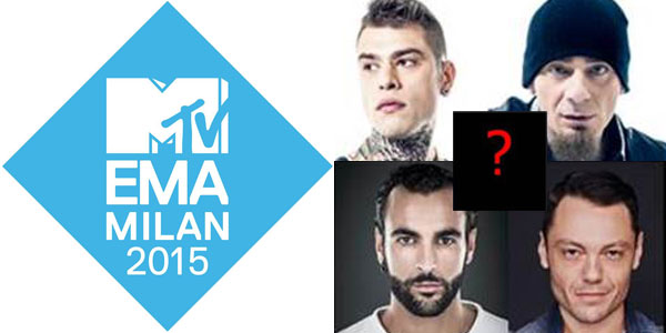 MTV EMA 2015: ecco le nomination per il Best Italian Act