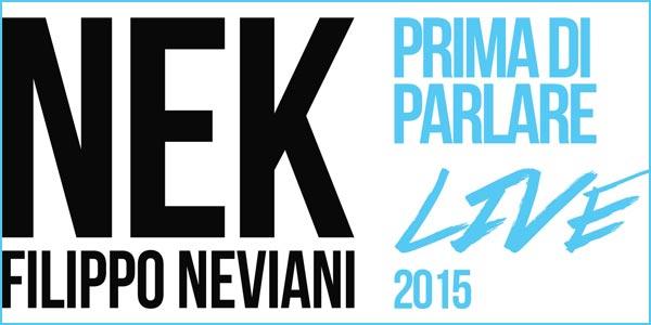 Nek aggiunta una nuova data a Trento il 6 dicembre 2015 – biglietti