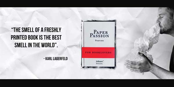 paper passion profumo