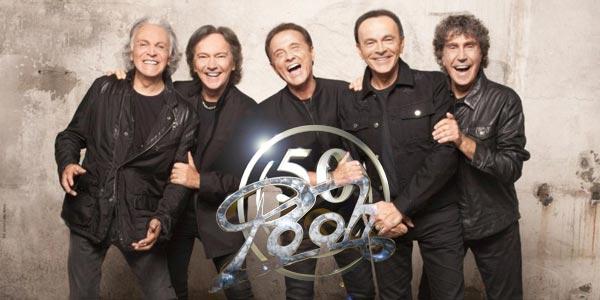 Pooh: la reunion per i 50 anni, due concerti e lo scioglimento