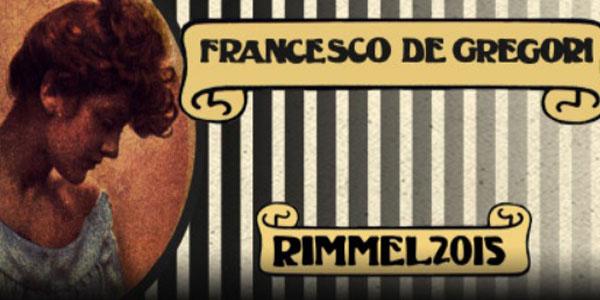 Come seguire in diretta il concerto Rimmel 2015 di De Gregori