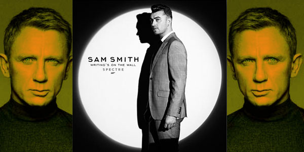 sam smith colonna sonora spectre