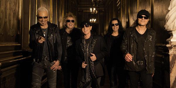 Scorpions: ristampe di 8 album per celebrare i 50 anni di carriera
