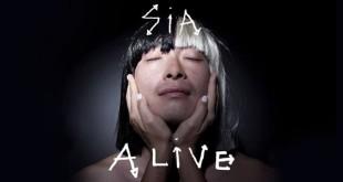 sia nuovo singolo alive testo e audio