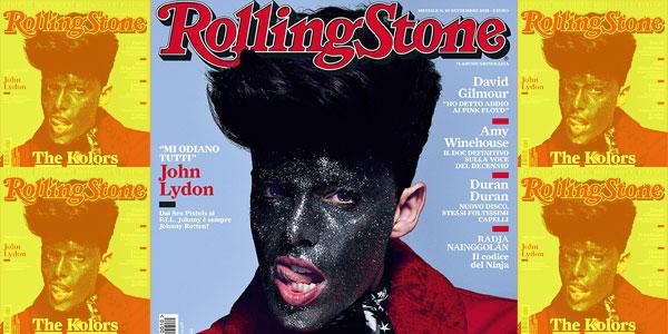 I The Kolors in edicola su Rolling Stone con Stash in copertina