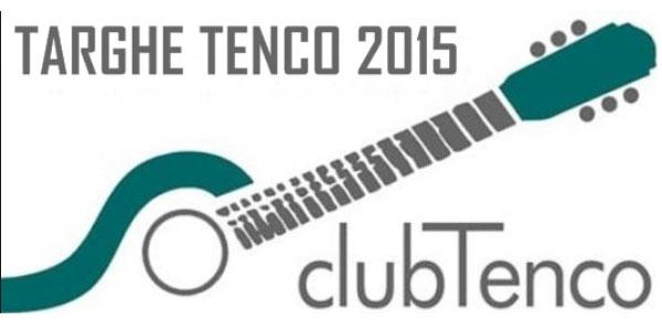 targa tenco 2015