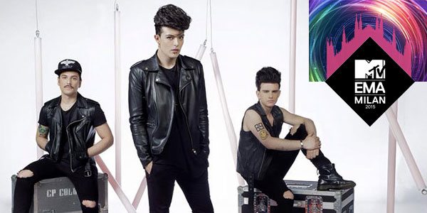 The Kolors nominati agli MTV EMA 2015, tutte le nomination