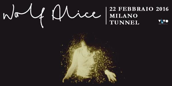 Wolf Alice in concerto a Milano il 22 febbraio 2016 – biglietti