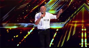x factor 9 audizioni Valerio Ferraresi
