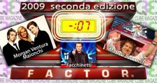 x factor 9 seconda edizione
