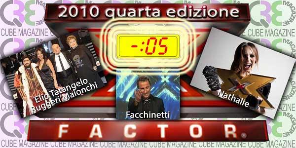 X Factor 9 countdown: ricordiamo la 4° edizione