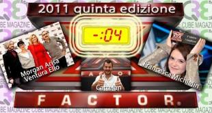 x factor 9 quinta edizione