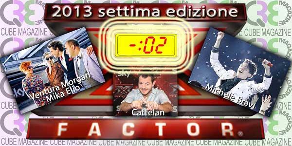 x factor 9 settima edizione