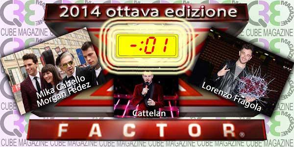 X Factor 9 countdown: l'ottava edizione vinta da Lorenzo Fragola
