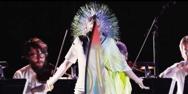 Björk: dal 4 novembre la versione archi e voce di Vulnicura