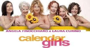 calendar girls con anna finocchiaro