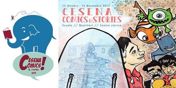 Cesena: torna il Comics & Stories fino al 15 novembre 2015