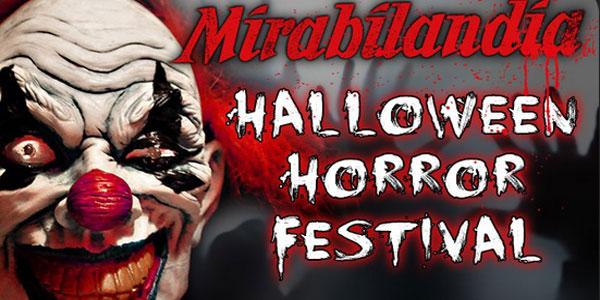 Halloween Horror Festival a Mirabilandia dal 10 ottobre 2015