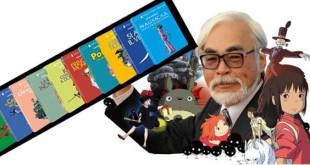Hayao Miyazaki opera omnia