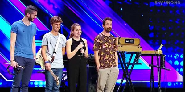 Landlord: da Rimini, la prima band al mondo a X Factor