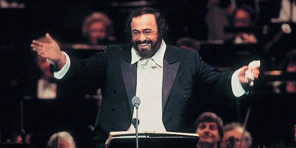 Pavarotti: il 12 ottobre al cinema i suoi duetti con le star
