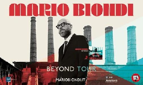 mario biondi tour 2015