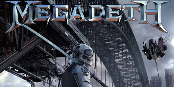 I Megadeth tornano con Dystopia, il nuovo album – audio